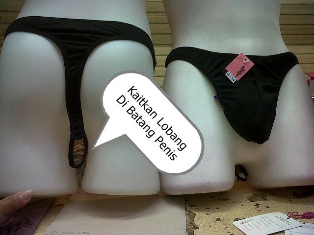Grosir Celana Dalam Cowok Online GS 108