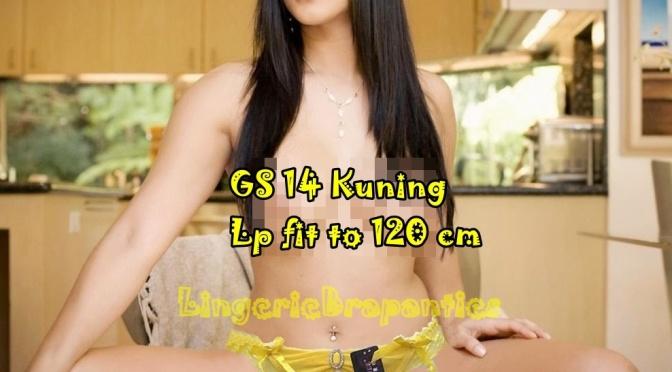 G string Cewek Online GS 14 Kuning