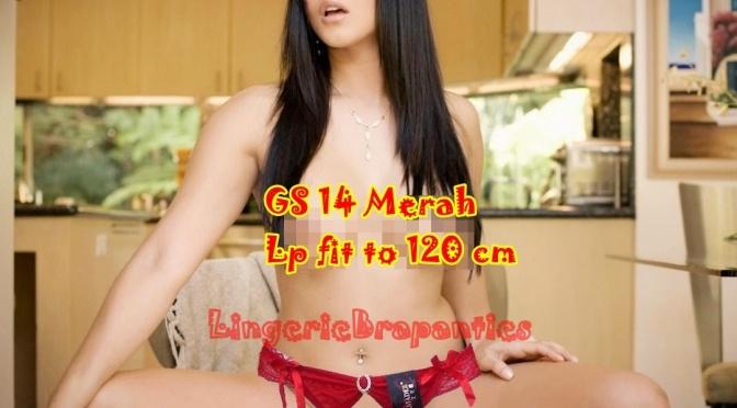 G string Cewek GS 14 Merah