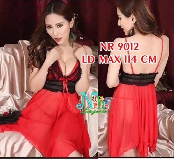 Lingerie Sexy NR 9012 Merah